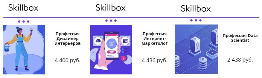 Школа программирования Skillbox